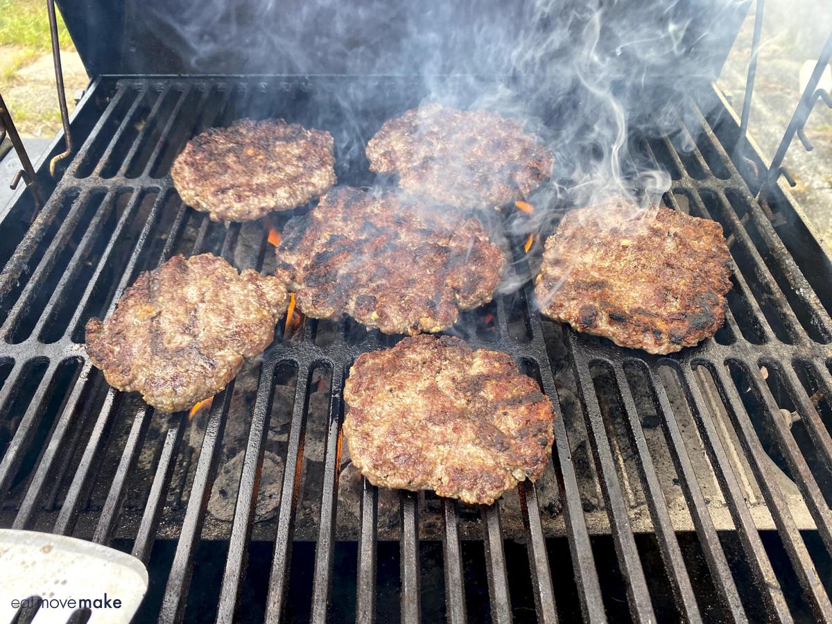 grilled salisbury steak
