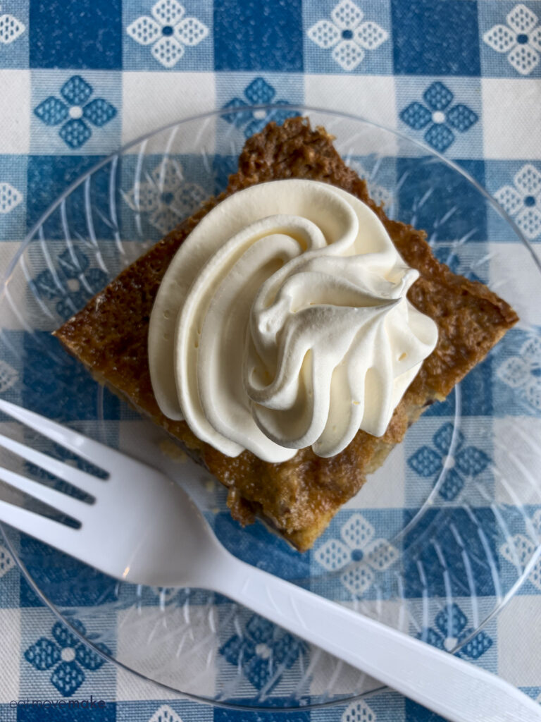 pecan pie - Julia Belle's