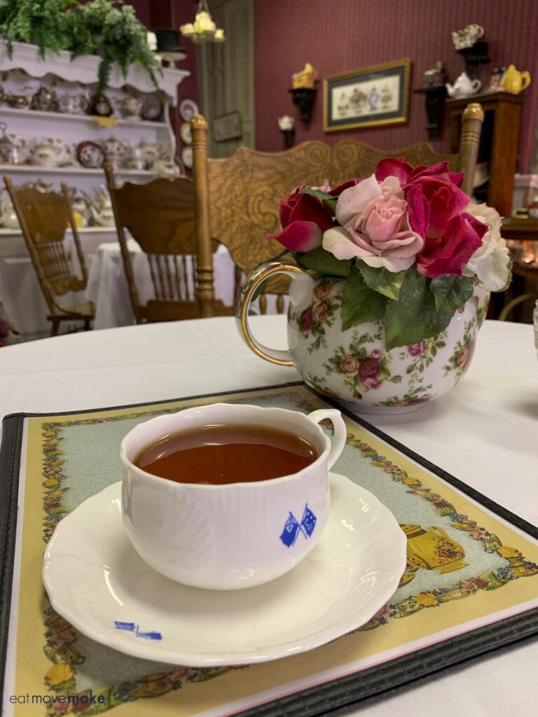 tea at Top Hat