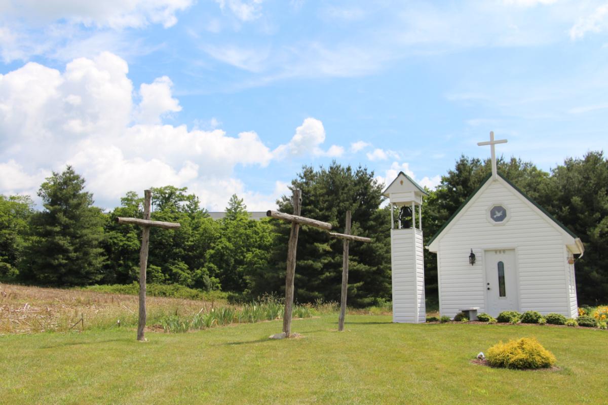 Wytheville's smallest church