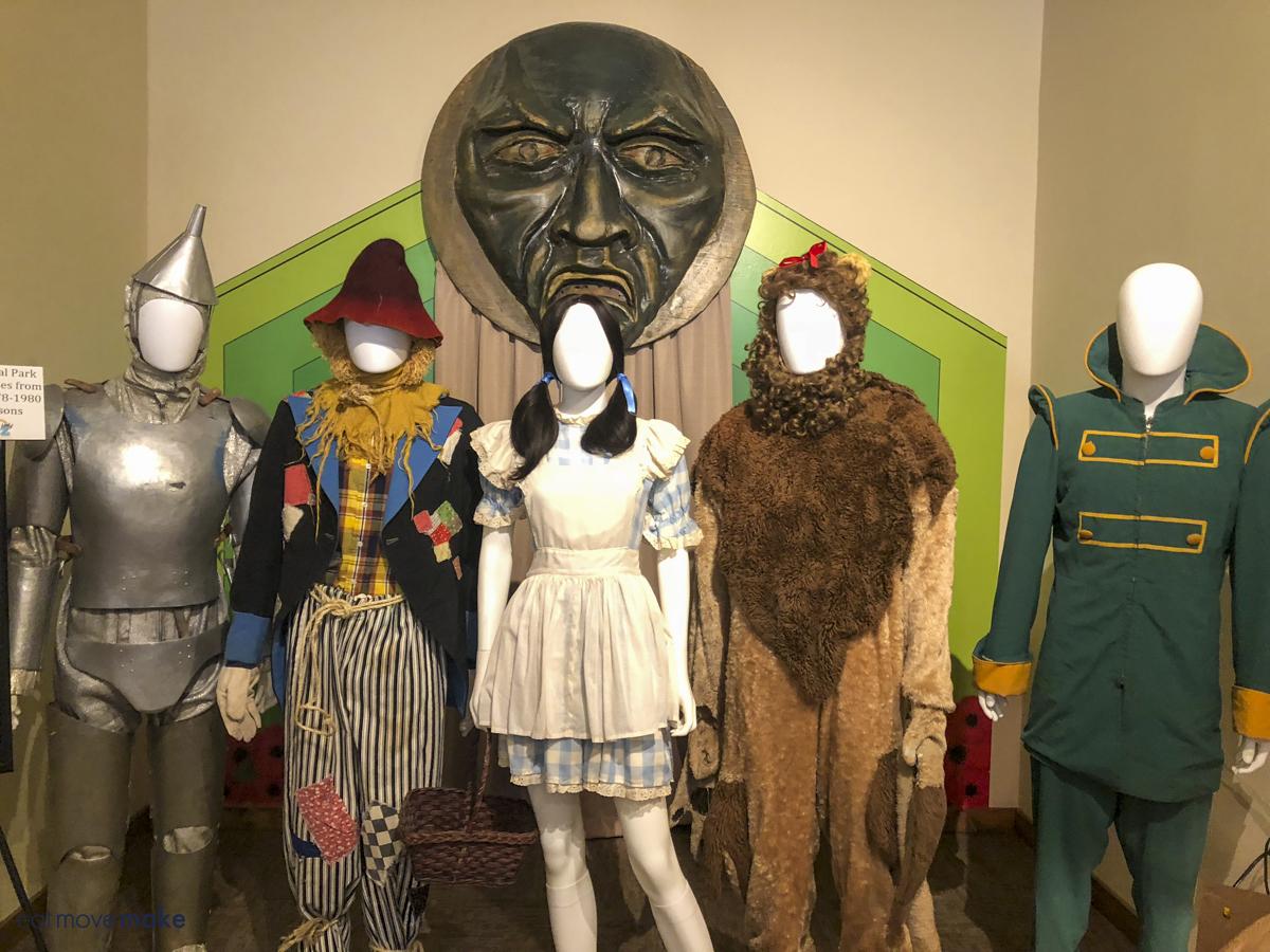 original Land of Oz costumes