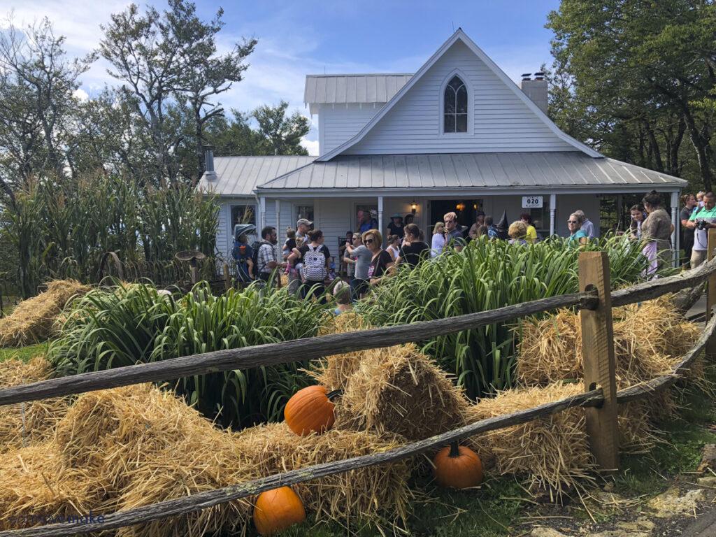 the farmhouse - Land of Oz