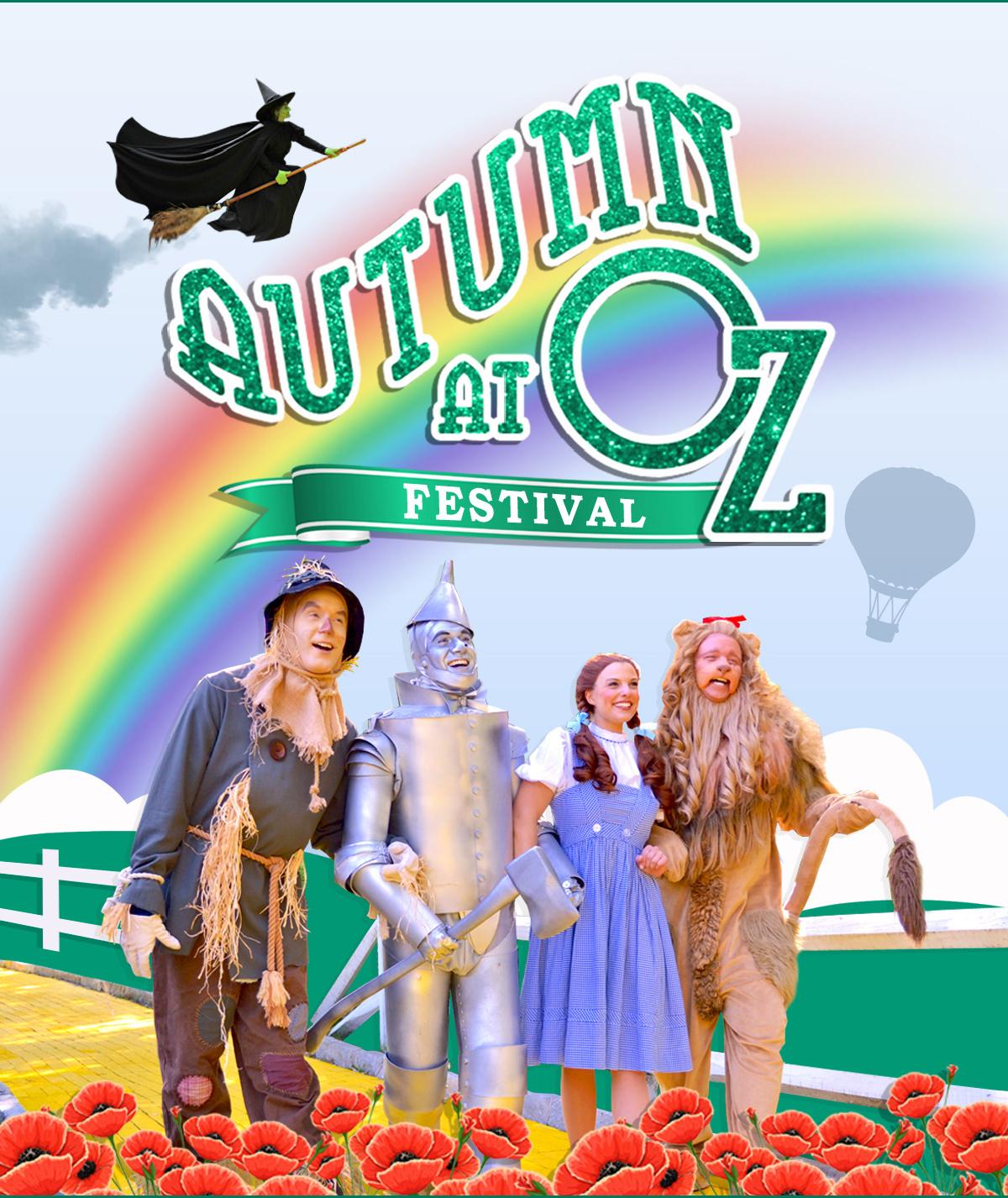 Autumn at Oz festival