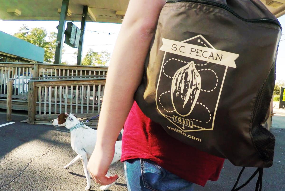 SC Pecan Trail Bag