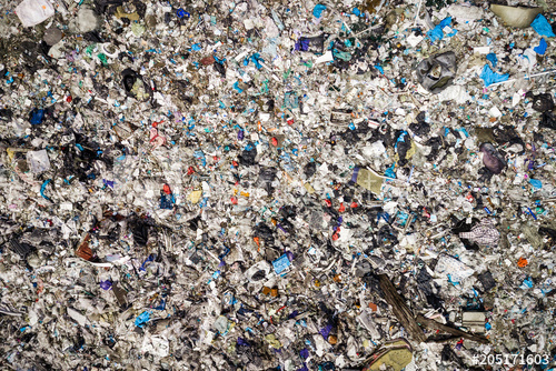 Giant landfill.
