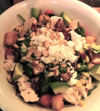 Salade au Deville Dinerbar