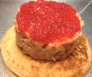 Le tartare de saumon par eatmytravel