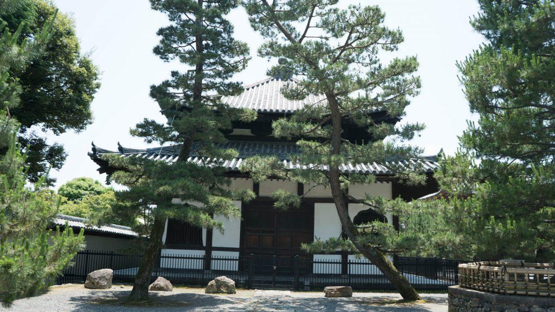 le templeMyôshin-ji à Kyoto 2