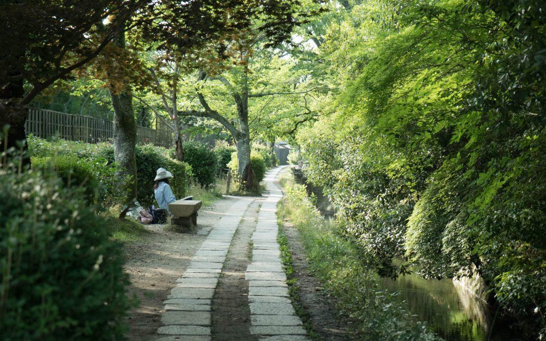 Le nord de Kyoto et le Chemin de la Philosophie