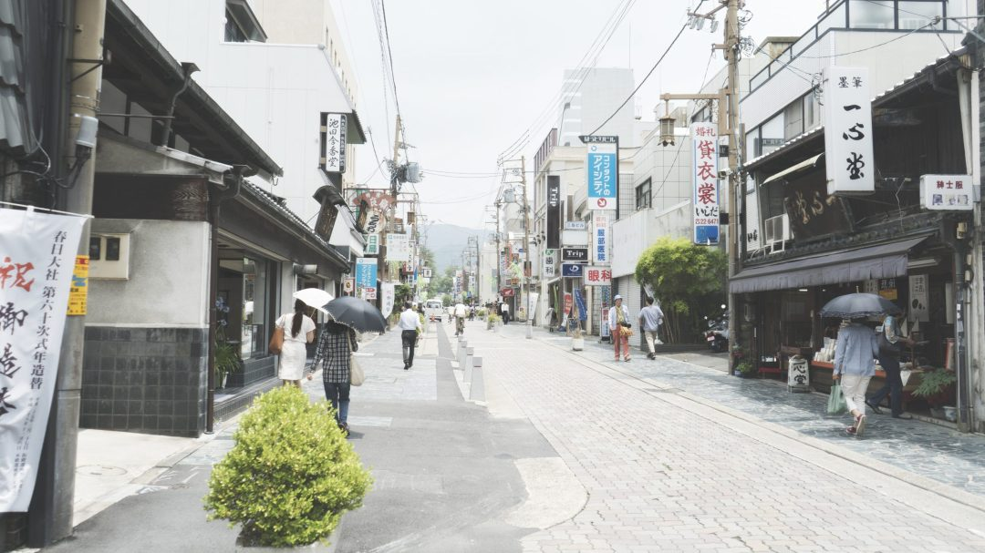 La ville de Nara