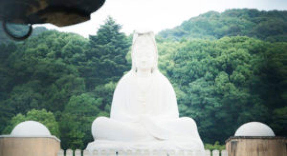 LeRyozen Kannon grand buddha de Kyoto