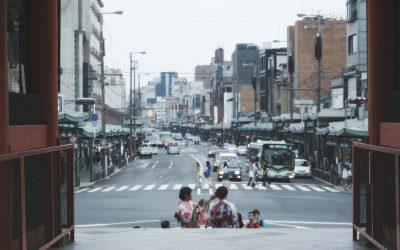 Le traditionnel Gion et le sud-est de Kyoto