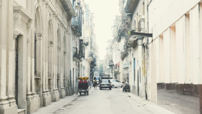 Les rues de La Havane