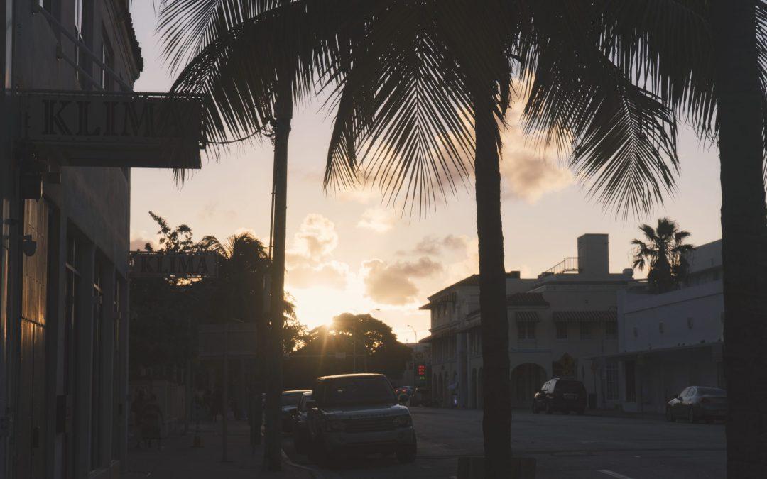 Escapade à Miami : découvrez la ville par quartiers