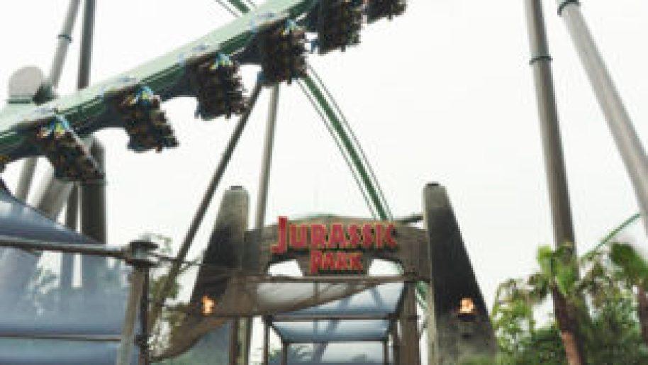 Jurassic Park à Universal Studio Japan