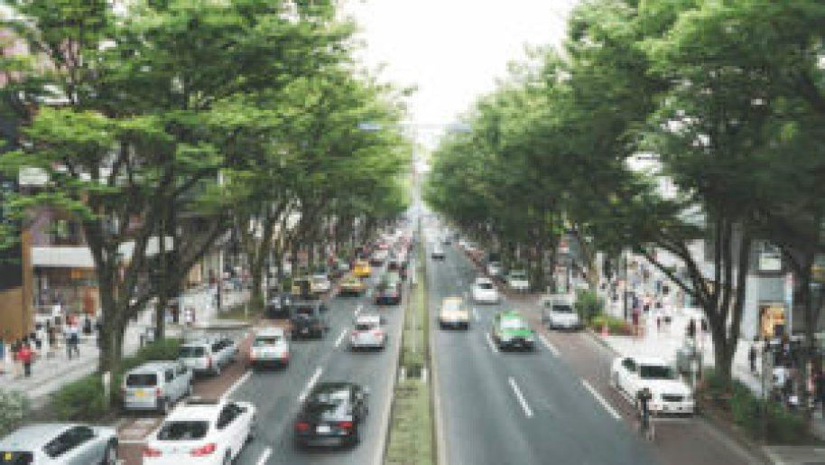 le quartier de Omotesando