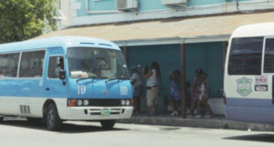 Les bus de Nassau