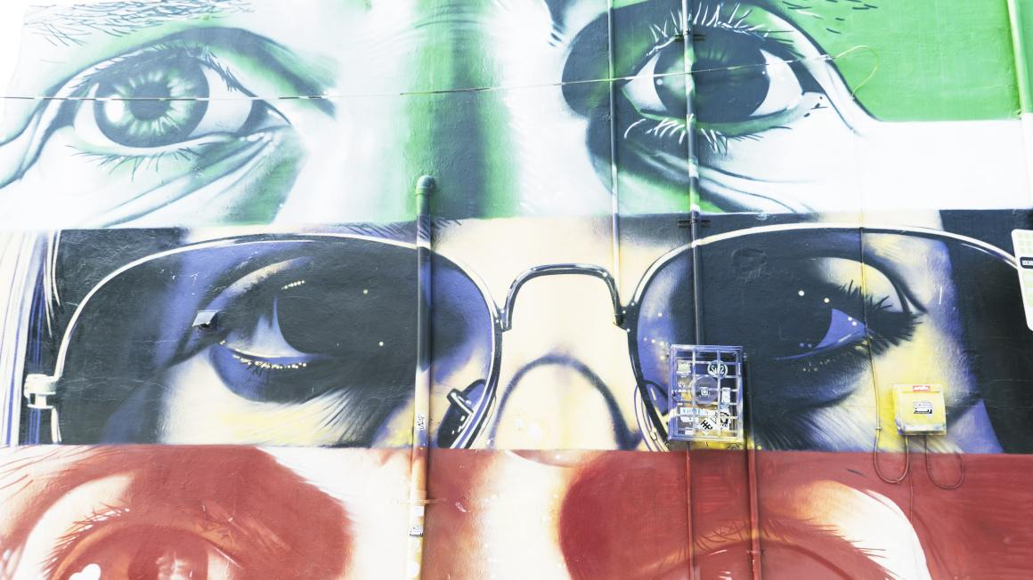 street art à Wynwood