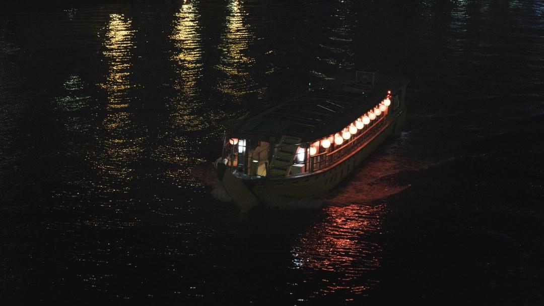 La rivière Sumida