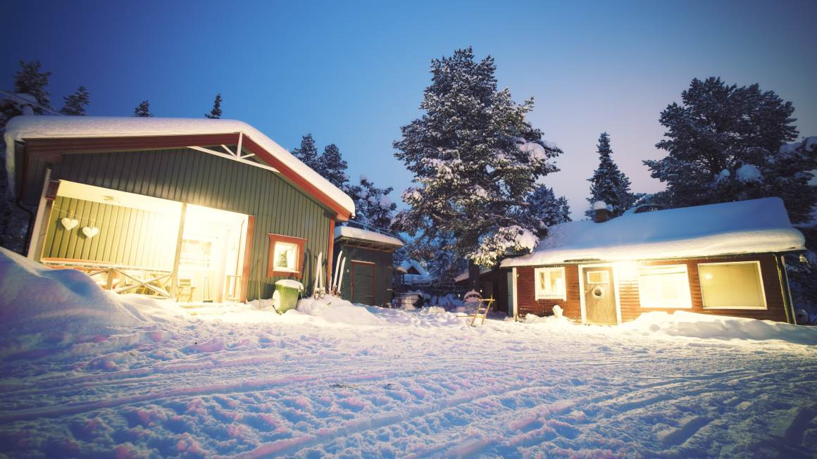 Camp Adventure Kiruna