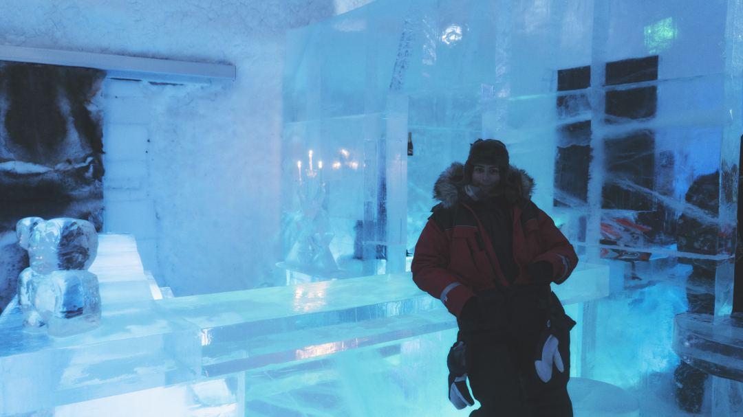 ice bar kiruna
