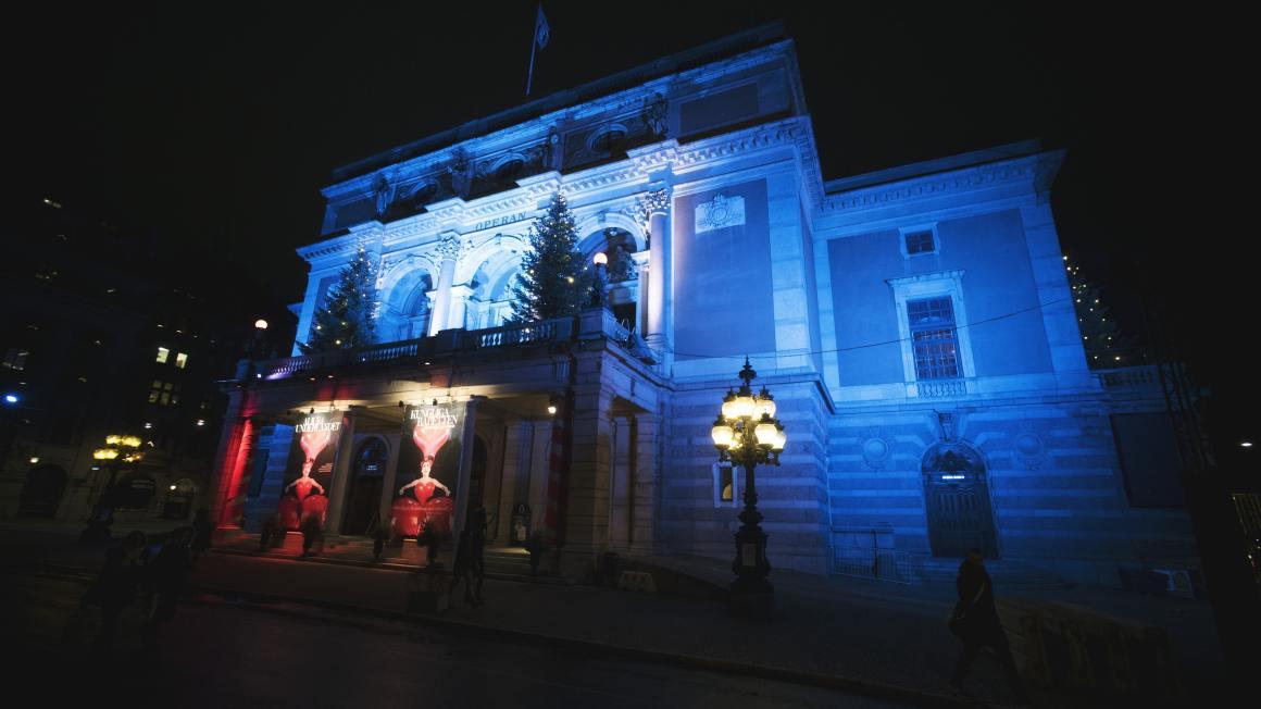 Opéra Stockholm