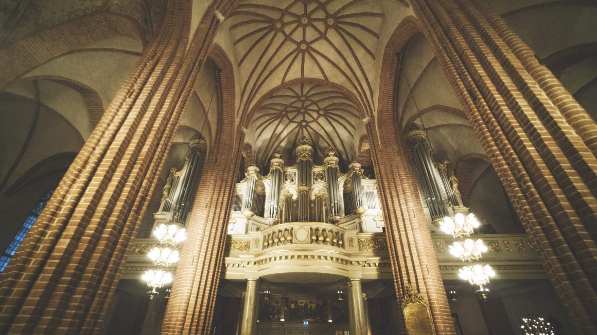 intérieur cathédrale Storkyrkan