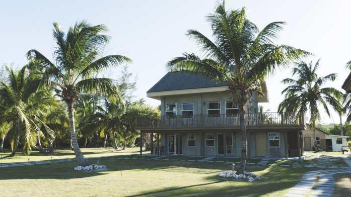Le Swains Cay Lodge à Andros aux Bahamas