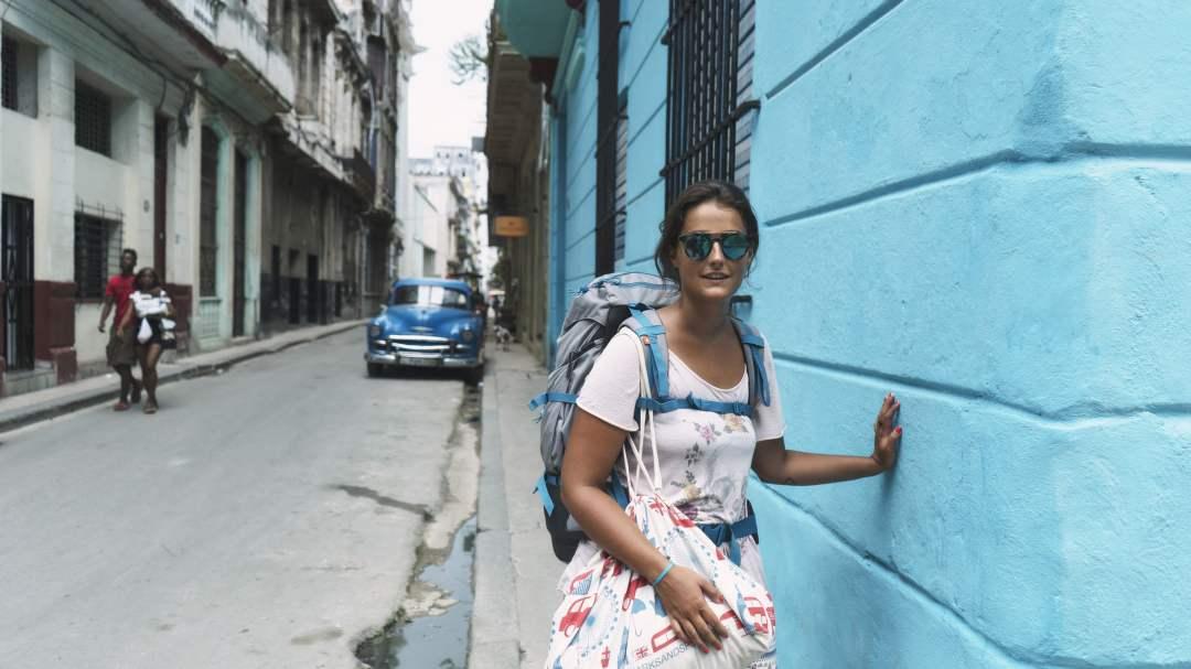 Eatmytravel dans les rues de La Havana