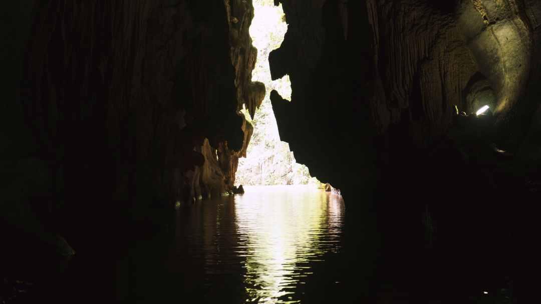 entrée des grottes à vinales