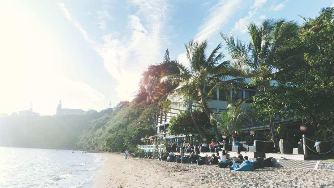 Le MV Lounge à Nouméa