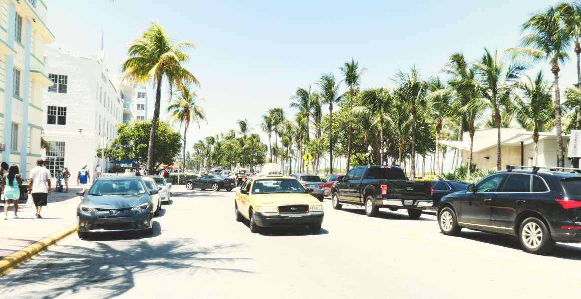 Ocean Drive à Miami