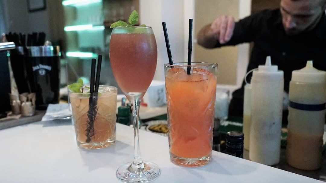 3 cocktails l'amirauté