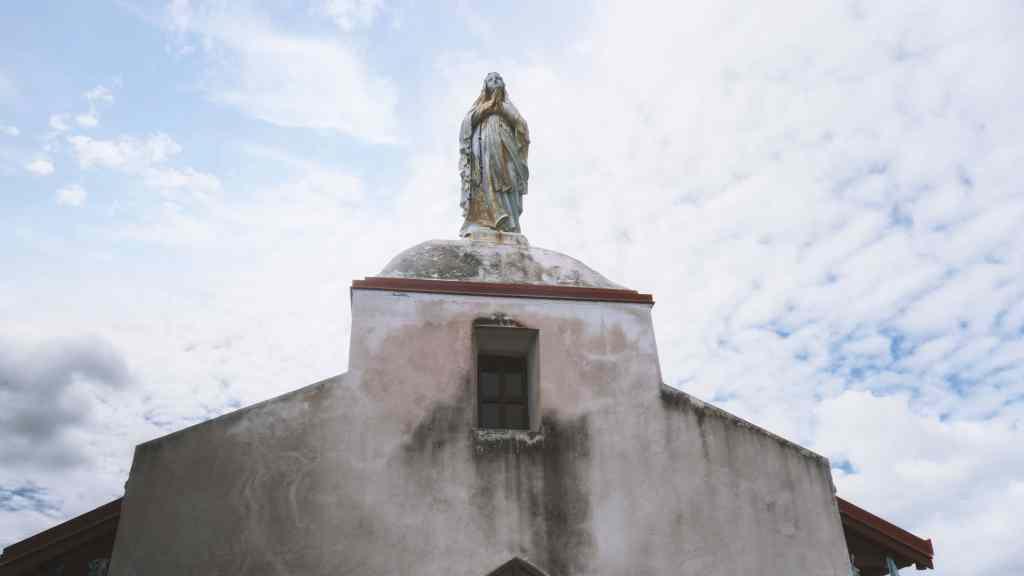 Notre-Dame des Landes à Lifou