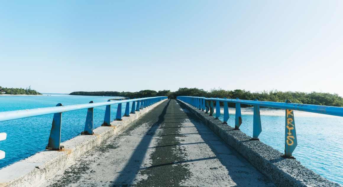 pont de mouly à ouvéa