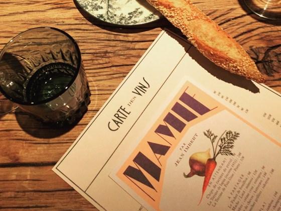 Mamie restaurant Jean Imbert
