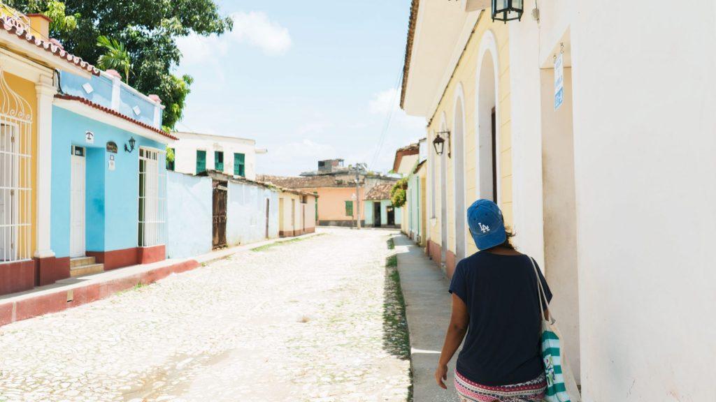 eatmytravel dans les rues de trinidad