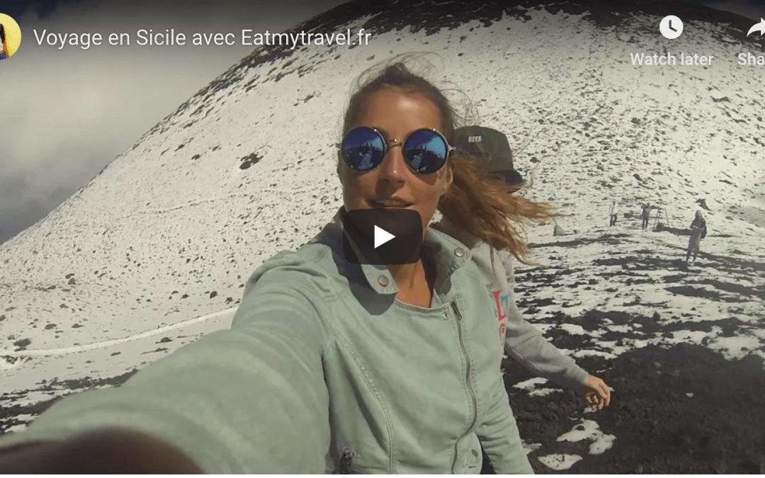 Roadtrip en Sicile en vidéo
