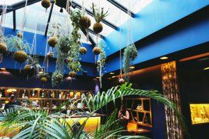 inka restaurant decoration