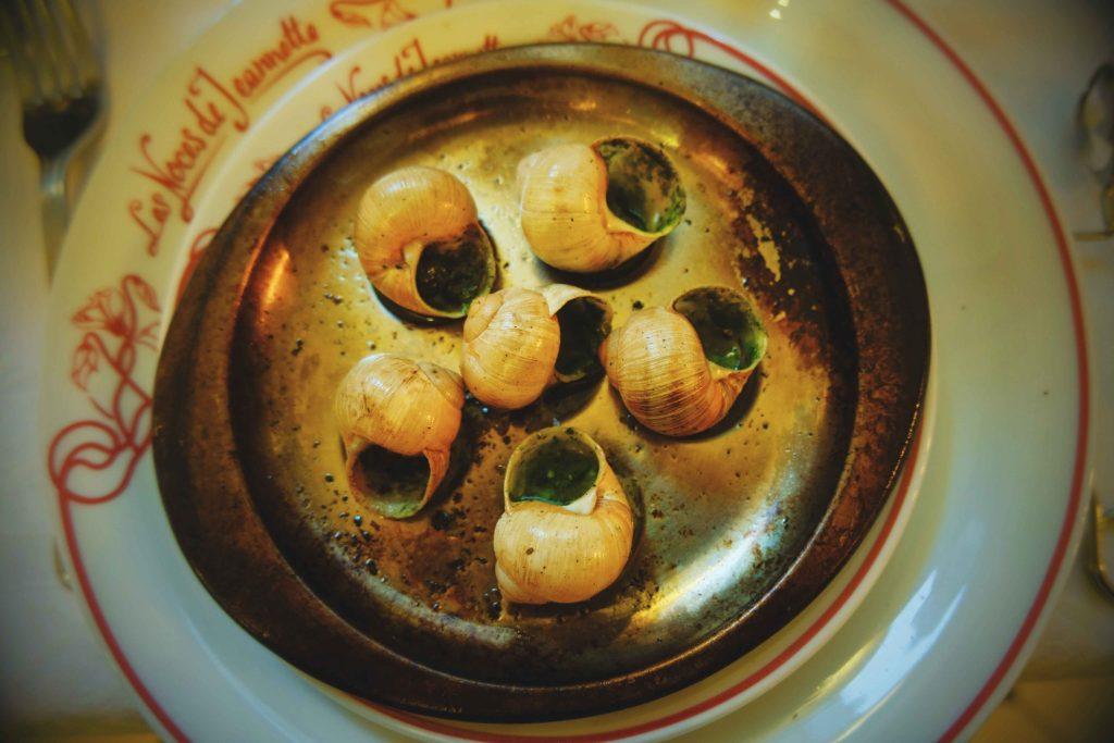 escargots noces de jeannette