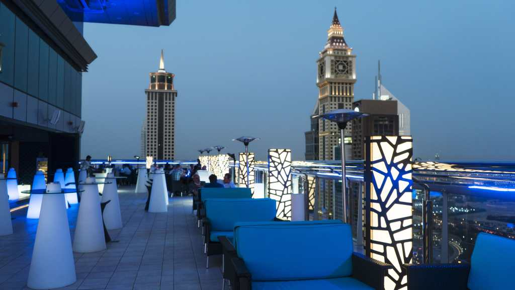Rooftop du Level 43 Sky Lounge