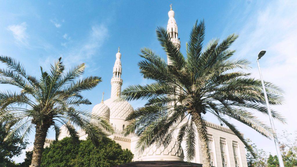 Jumeirah mosquée Dubaï