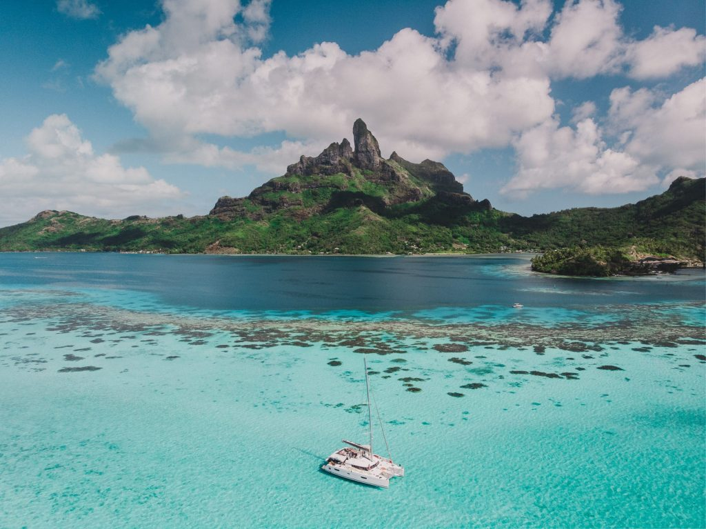 eau en polynesie