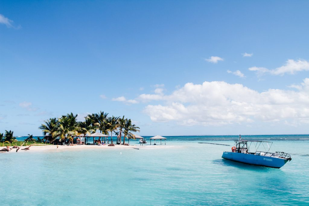La mer en Guadeloupe