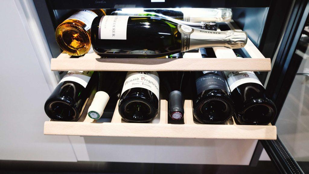 cave à vin villa de labro