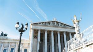 parlement de VIenne