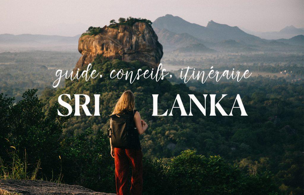 Le Sri Lanka par Clara du blog Wild Road