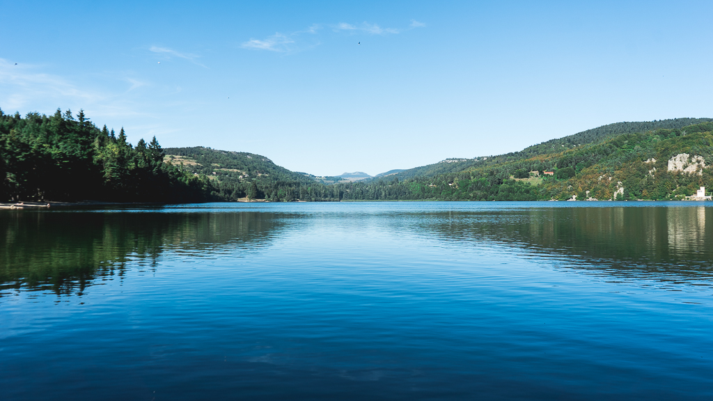 Lac d'Issarles