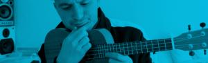 how to read ukulele tab header