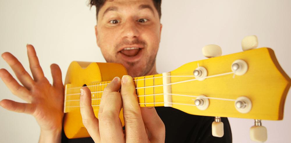 ukulele barre chords